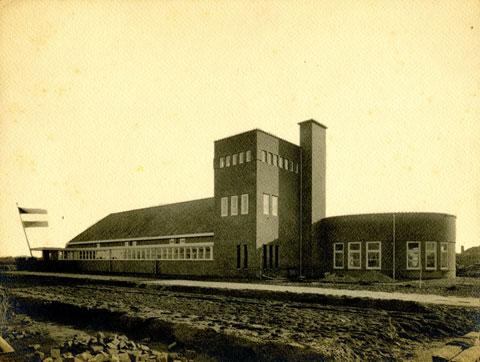School Hilversum 1934
